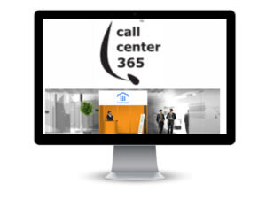 Call center 365 page