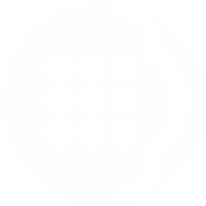 CloudContact logo white