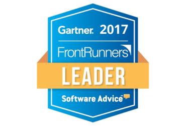 Gartner FrontRunners quadrant