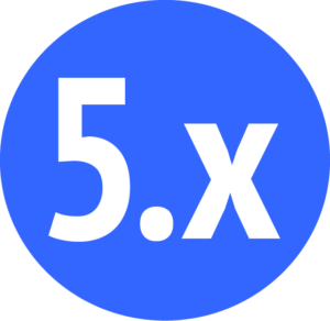 5.0 version