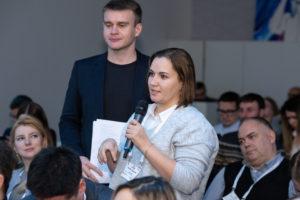 вопросы от участников конференции